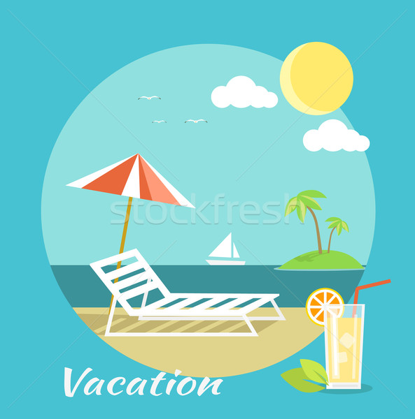 Traveling and Summer Vacation Stock photo © robuart