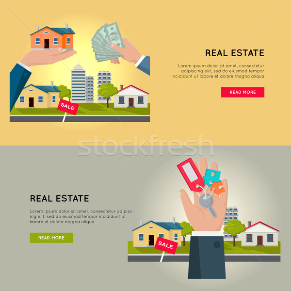 Real Estate Services Stock Photos Stock Images And Vectors Stockfresh