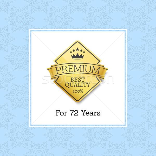 Premium Best Quality 100 Vector Illustration Stock photo © robuart