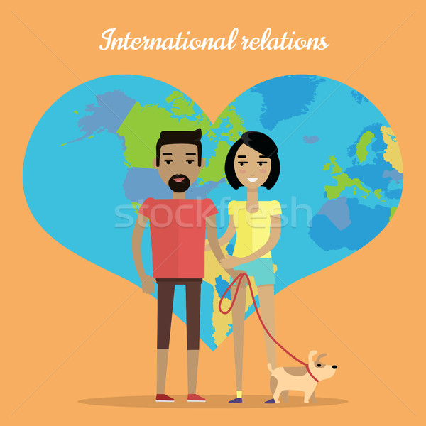 International Relations. Travelling Concept Stock photo © robuart