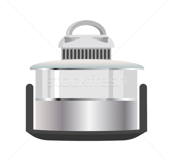 Powerful Kitchen Combine in Shiny Metallic Corpus Stock photo © robuart