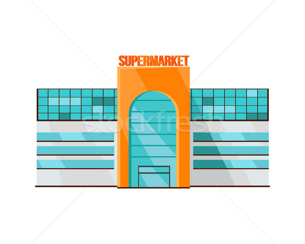 Web şablon dizayn sayfa Stok fotoğraf © robuart