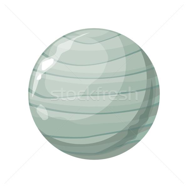 Planet Uranus Icon Stock photo © robuart
