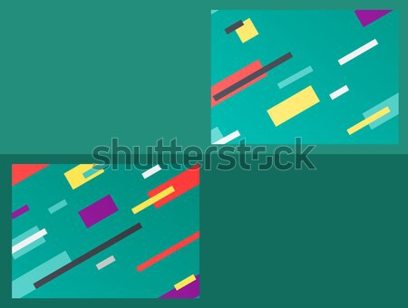 Modern Design Web Pages on Vector Illustration Stock photo © robuart