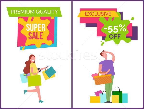 Prémium minőség legjobb vásár exkluzív el Stock fotó © robuart