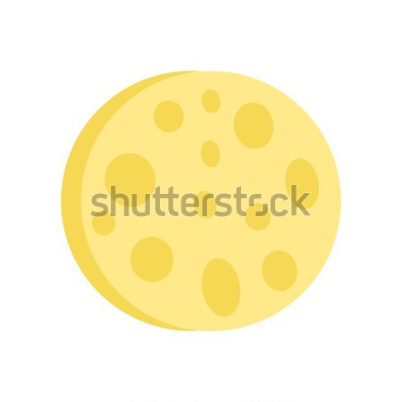 Sponge Isolated on White. Refreshing Facial Wash Stock photo © robuart