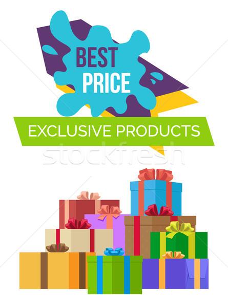 Miglior prezzo esclusivo prodotto premio qualità Foto d'archivio © robuart