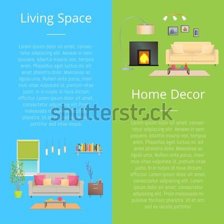 низкий цены мебель веб Сток-фото © robuart