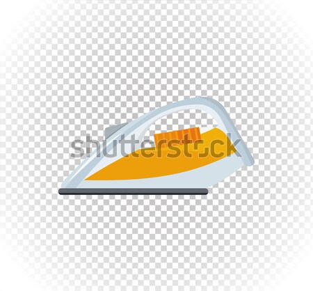 Sale of Household Appliances Iron Stock photo © robuart