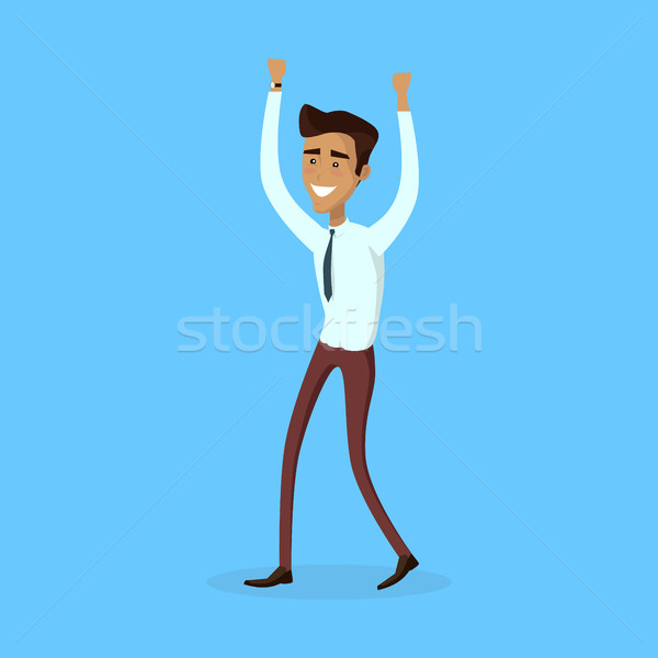 Business Success Concept Illustration. Stock photo © robuart