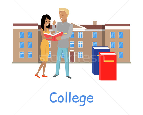 College Education Concept Stock photo © robuart