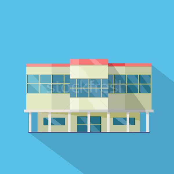 Stok fotoğraf: Web · şablon · dizayn · sayfa