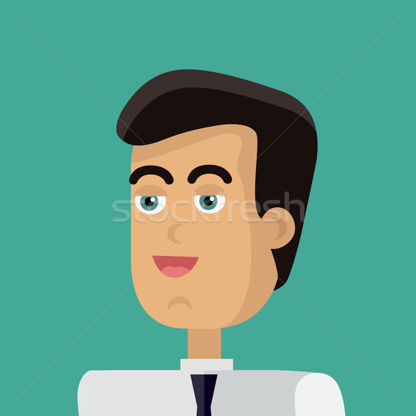 Young Businessman Avatar Stock photo © robuart