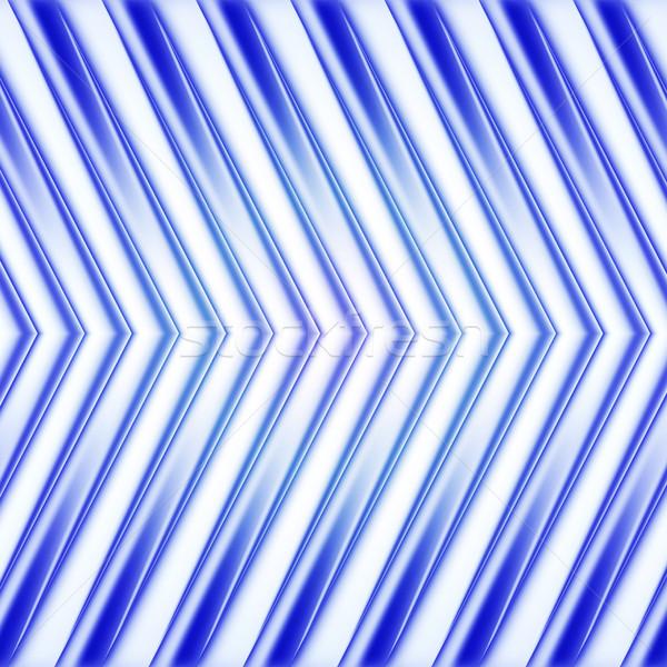 Hi-tech abstract pijl ontwerp achtergrond teken Stockfoto © robuart