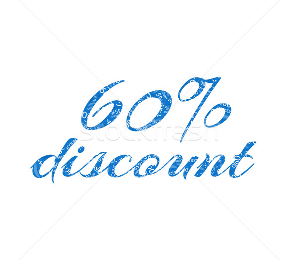 Sale Labels Background Stock photo © robuart