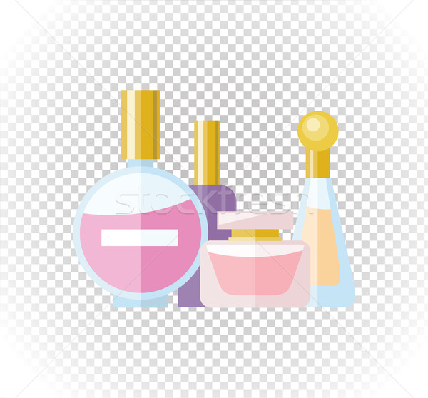 Sale of Household Appliances Parfum Stock photo © robuart