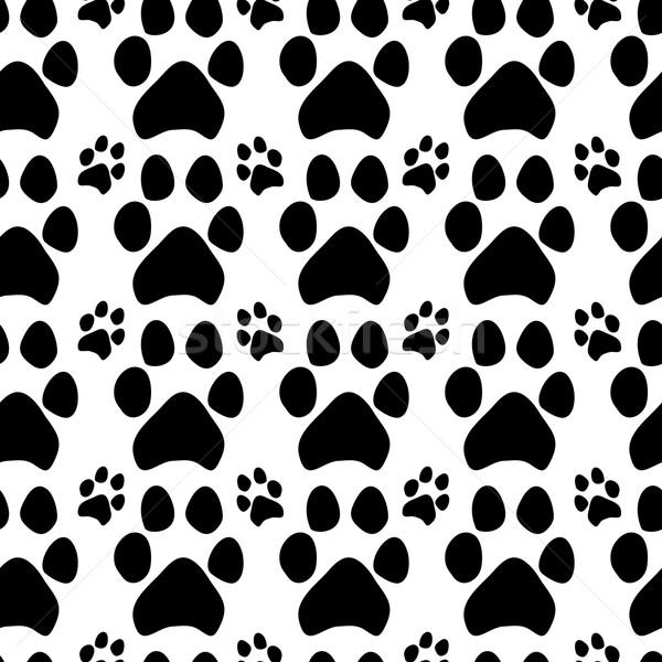 собаки собака фон животные печать Сток-фото © robuart