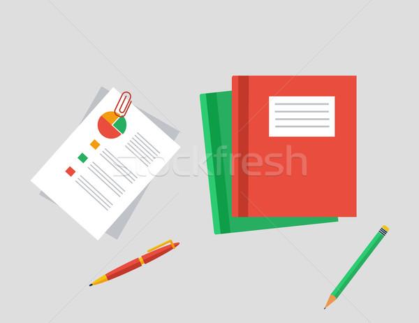 商業照片: 工作 · 表 · 片劑 · 文件 · 設計 · 工作場所