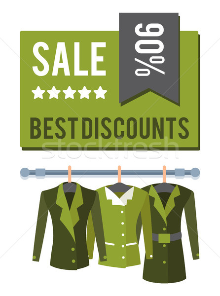 Sale Discounts 90 Total Sale Special Offer Llabel Stock photo © robuart