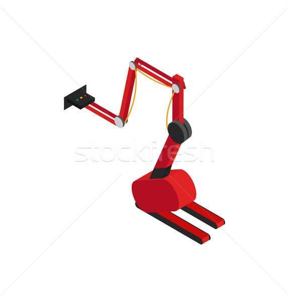 современных робота современный изображение технической Сток-фото © robuart