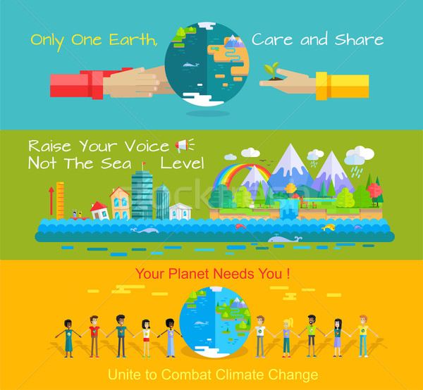 World Environment Day Concept. Stock photo © robuart