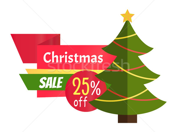 Stok fotoğraf: Noel · en · iyi · satış · etiket · soyut · yılbaşı