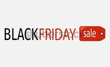 Black Friday Sale  Stock photo © robuart