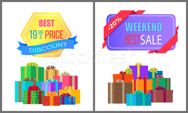 Best 19.99 Price Discount Weekend Sale Special Stock photo © robuart