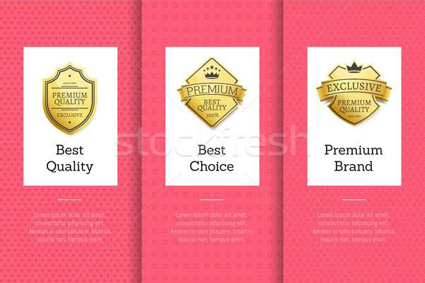 ベスト 賞 提供 プレミアム 品質 ストックフォト © robuart