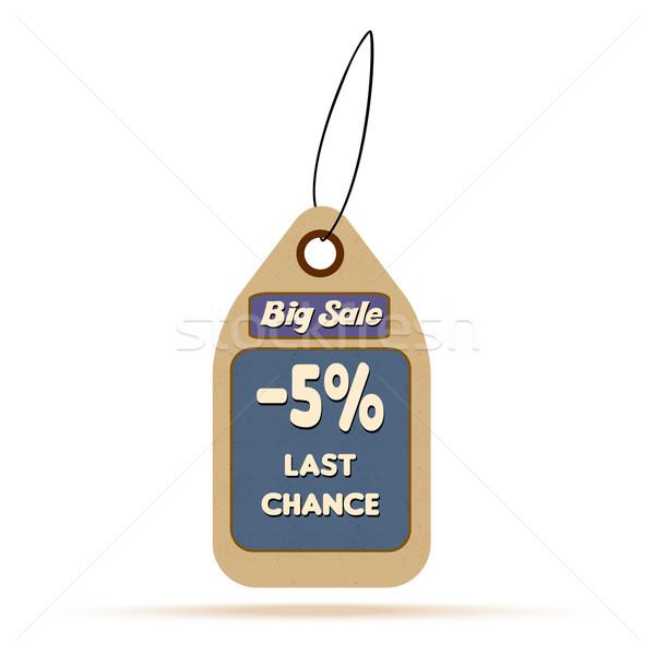 продажи тег Label текста большой бизнеса Сток-фото © robuart