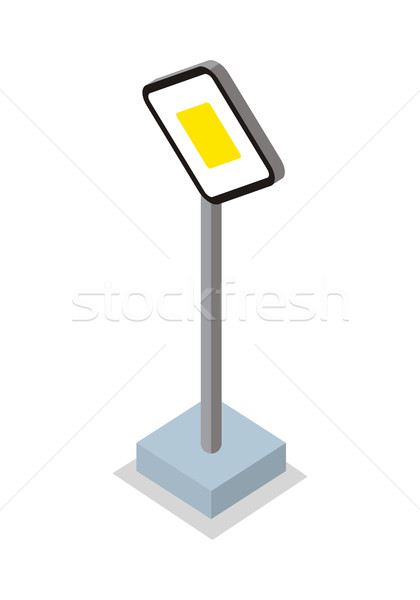 Priority Road - Traffic Sign Stock photo © robuart