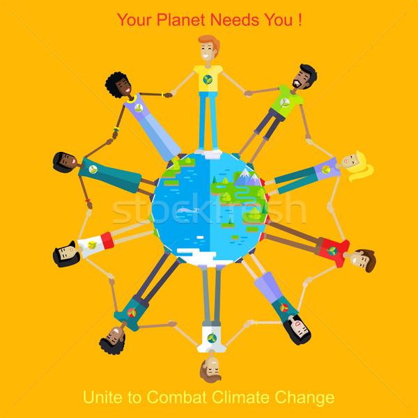 World Environment Day. Stock photo © robuart
