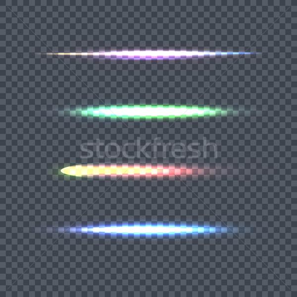 Декоративные элементы - серебряные линии/ decorative elements - silver lines