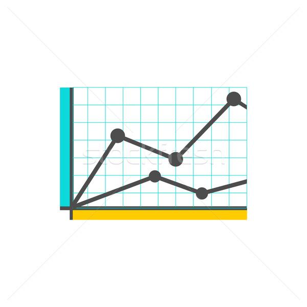 Сток-фото: анализ · фондовой · бирже · стиль · цен · движения · прибыль