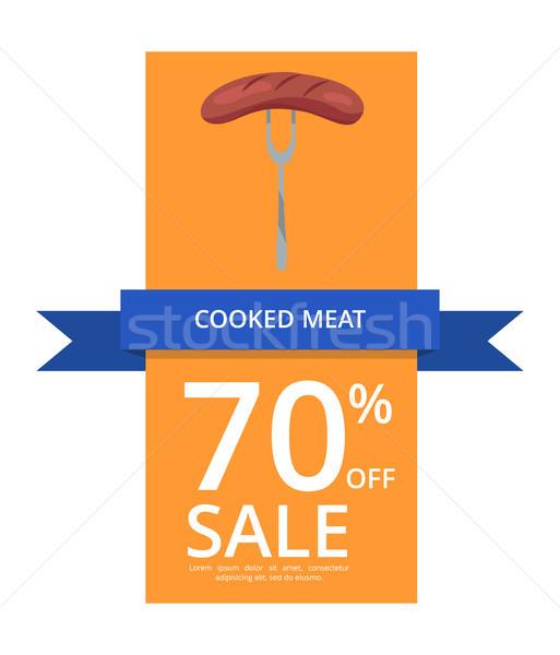 調理済みの 肉 オフ 販売 画像 ソーセージ ストックフォト © robuart
