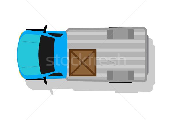 車 ヴァン 先頭 表示 デザイン 商業 ストックフォト © robuart