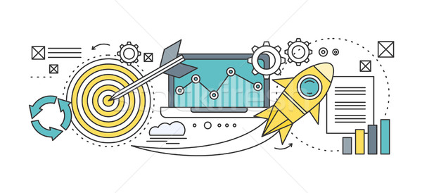 Stock photo: Concept Search Engine Optimization