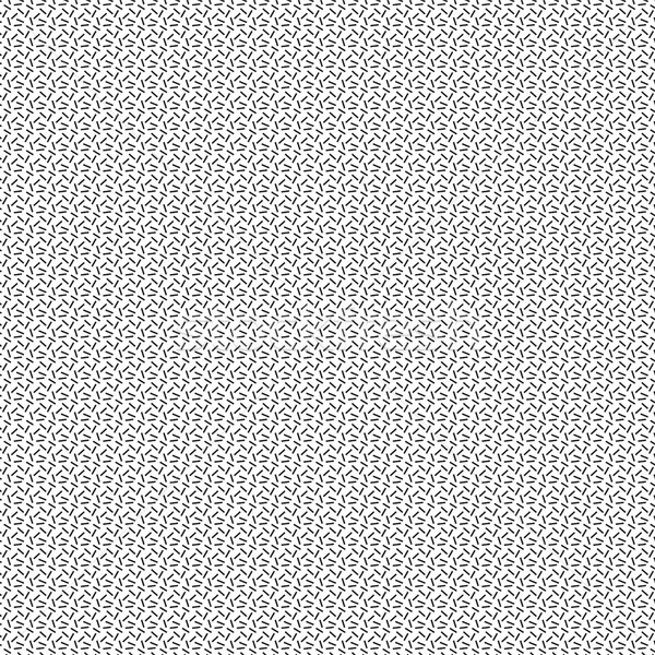 Short Lines Collection Pattern Vector Illustration Stock photo © robuart
