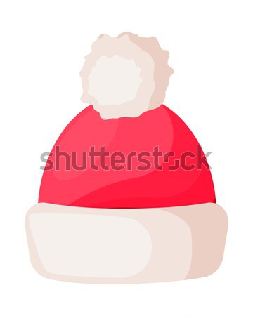 Pretty Womens Hat Isolated Vector Illustration Stock photo © robuart