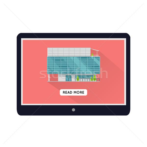 Stok fotoğraf: Web · tasarım · şablon · web · sayfa