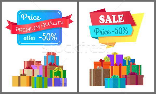 プレミアム 品質 価格 提供 特別 排他的な ストックフォト © robuart