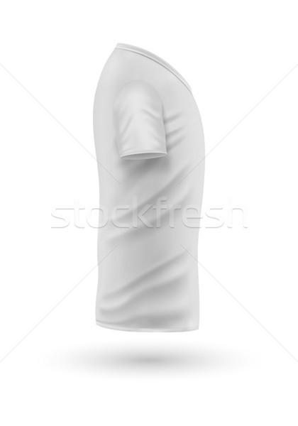 T-shirt Teplate. Vector Stock photo © robuart