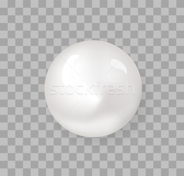 Crema drop icona cosmetici prodotto sanitaria Foto d'archivio © robuart