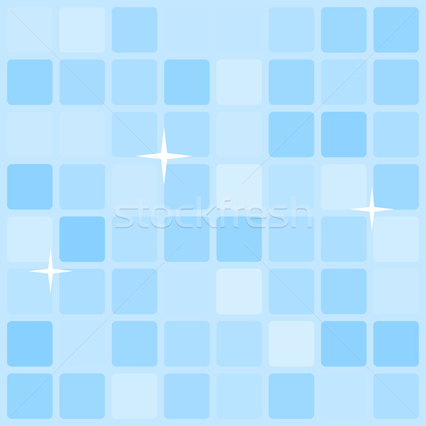 Blue Abstract Background Stock photo © robuart