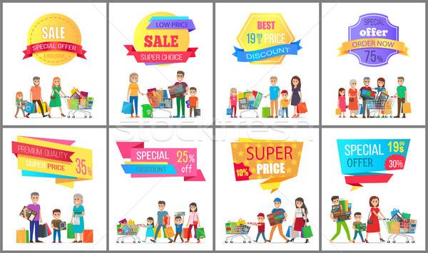 Vásár alacsony ár különleges árengedmény szuper Stock fotó © robuart