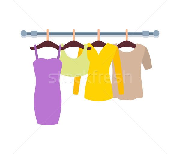 服 絞首刑 女性 服 ストア ドレス ストックフォト © robuart