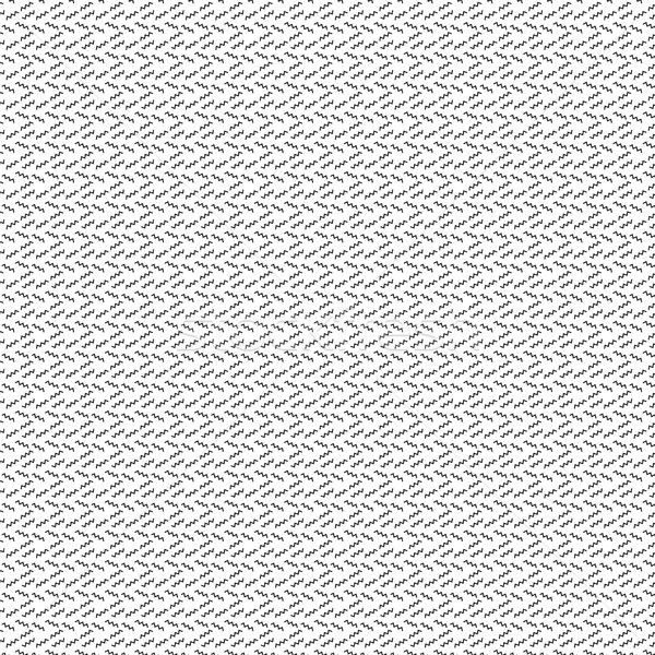 Repeated Lines Pattern Banner Vector Illustration Stock photo © robuart