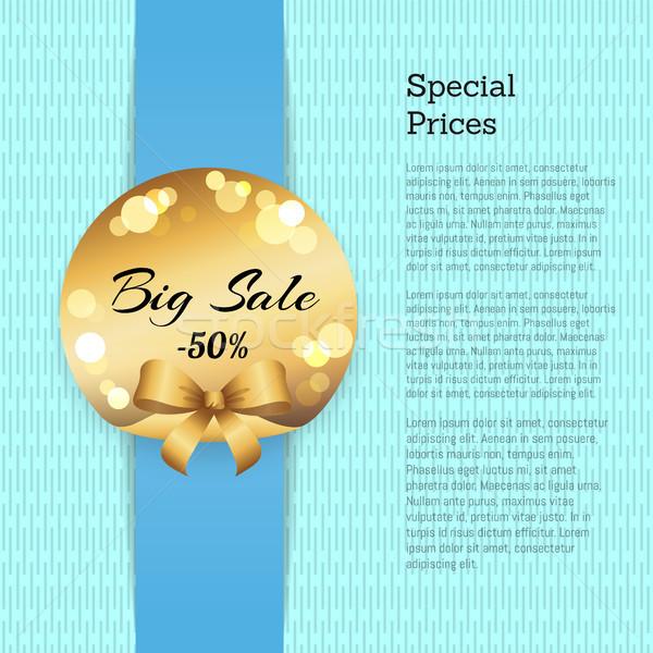 Stok fotoğraf: özel · fiyat · poster · satış · 50