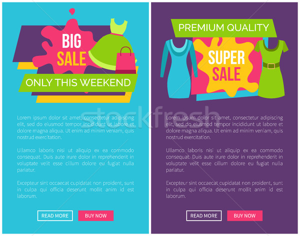 On All Products 90 Total Sale Poster Promo Label Stock photo © robuart