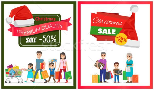 Prime qualité prix Noël vente Photo stock © robuart